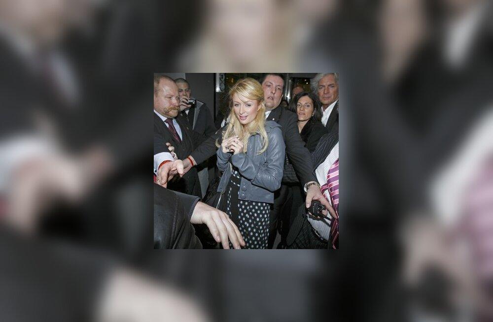 Paris Hilton Viinis