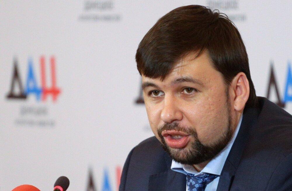 Donetski rahvavabariik ähvardab täiemõõdulise sõjategevuse taasalustamisega