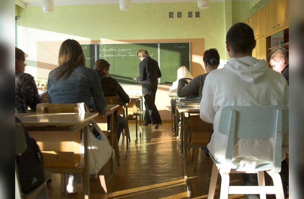 Järgmisel aastal võib linn ise eliitkoolidele õpilased määrata