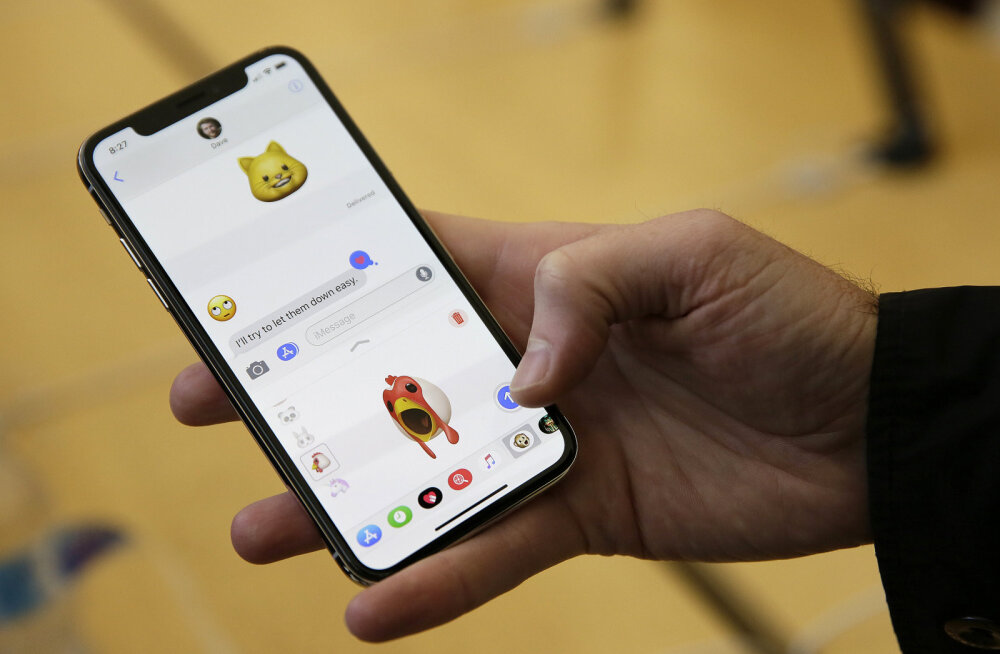 Apple piirab koroonaviiruse tõttu telefonide müüki. Üle kahe telefoni inimese kohta osta ei saa
