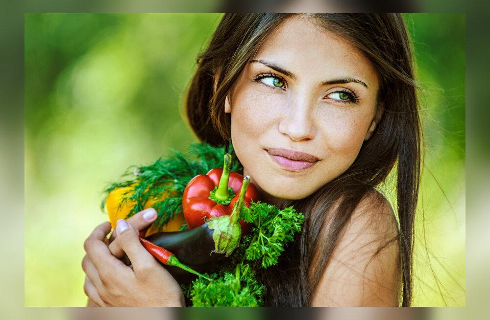 Vegan väljakutse: kas suudad elada kuu aega ilma loomse toiduta?