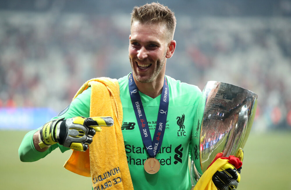 Liverpooli kangelaseks tõusis väravavaht, kes oli veel kümme päeva tagasi töötu
