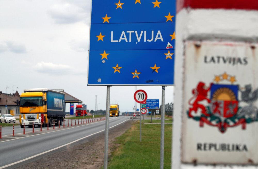 C 15 января в Латвию можно будет въехать только со справкой об отсутствии COVID-19