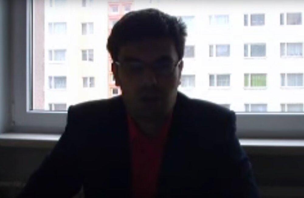 """Кем является """"телефонный террорист"""" Владислав Пяллинг, получивший четыре месяца тюрьмы за звонок в Таллиннский аэропорт"""