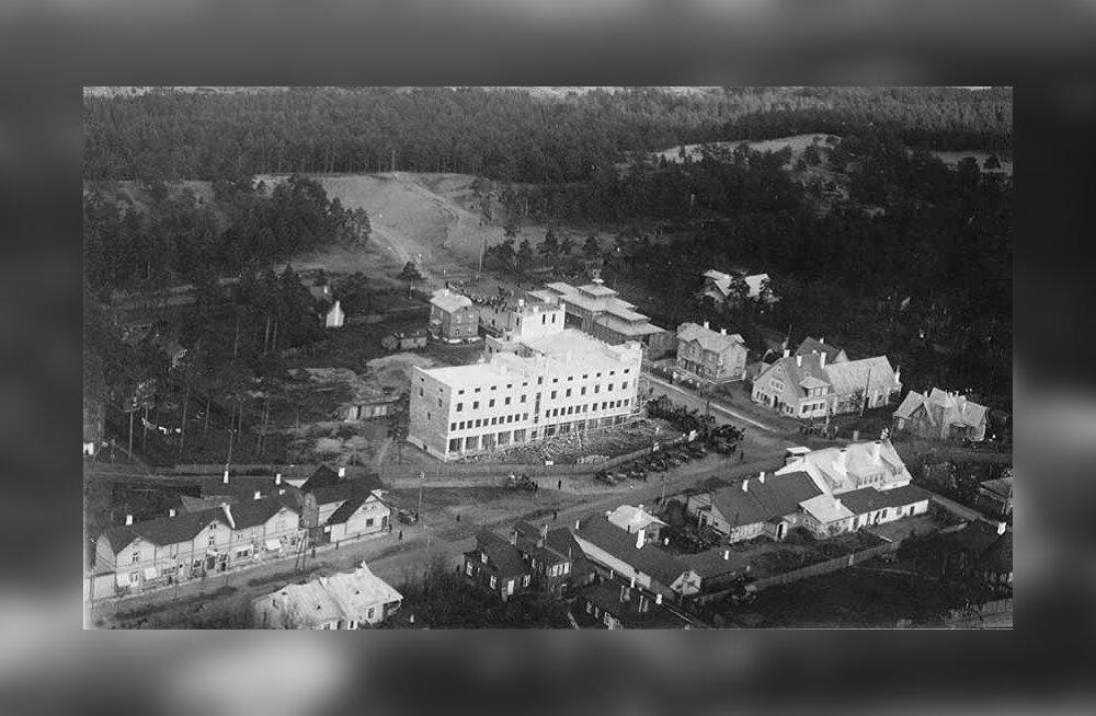 90aastased Eesti linnad: Nõmme