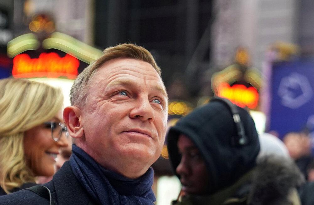 Uue Bondi filmi esilinastus lükatakse koroonaviiruse tõttu kaugesse tulevikku