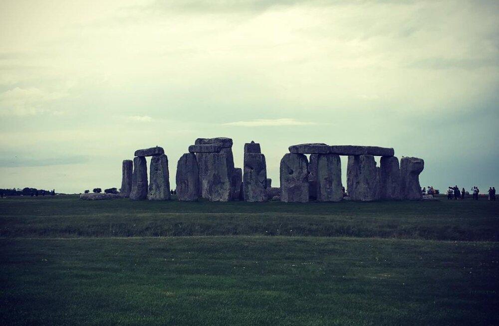 Uus erootiline teooria: Stonehenge on monument, millega austati peeniseid