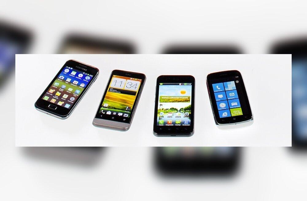 8e74c018958 SUUR ÜLEVAADE: Säästu-nutitelefonid – kellele ja milleks? - Forte