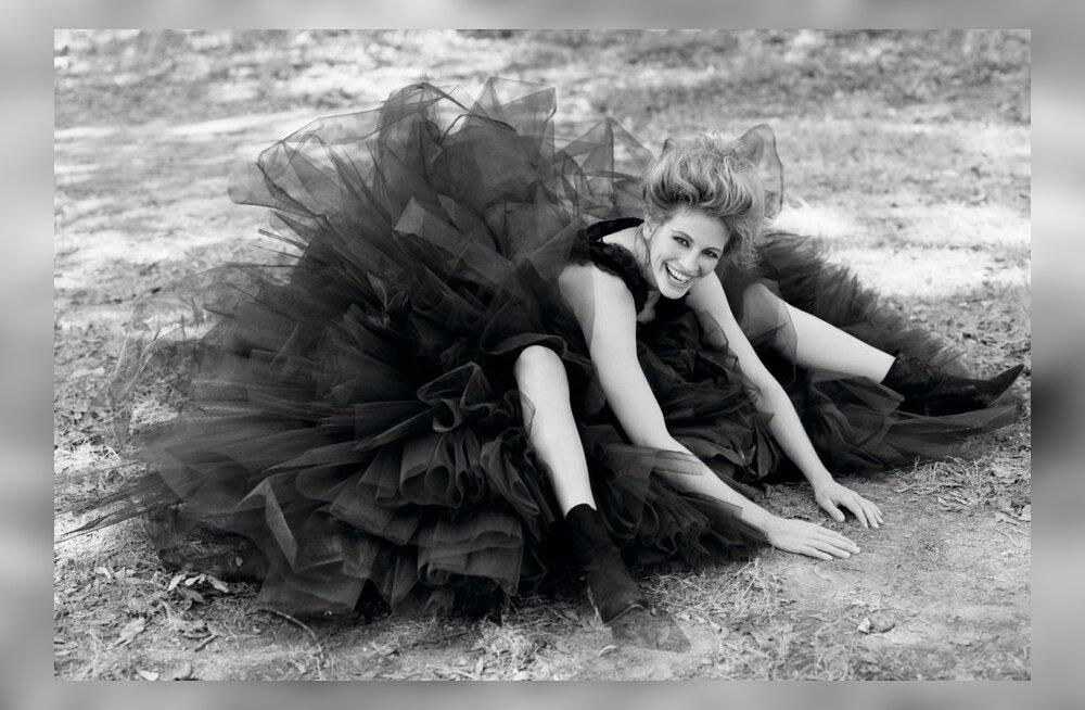 Julia Robertsi mantra, mis aitab ka halvimal päeval tuju tõsta