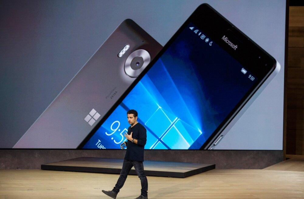 Hetkel on ainult kaks telefoni, mis suudavad Win 10 üht põhitrumpi pakkuda ehk arvutina käituda