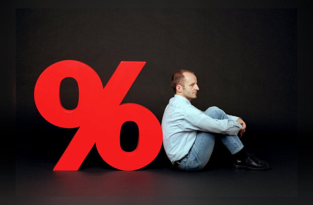 Eesti Pank: majanduslangus on tingitud peamiselt nõrgast väliskeskkonnast