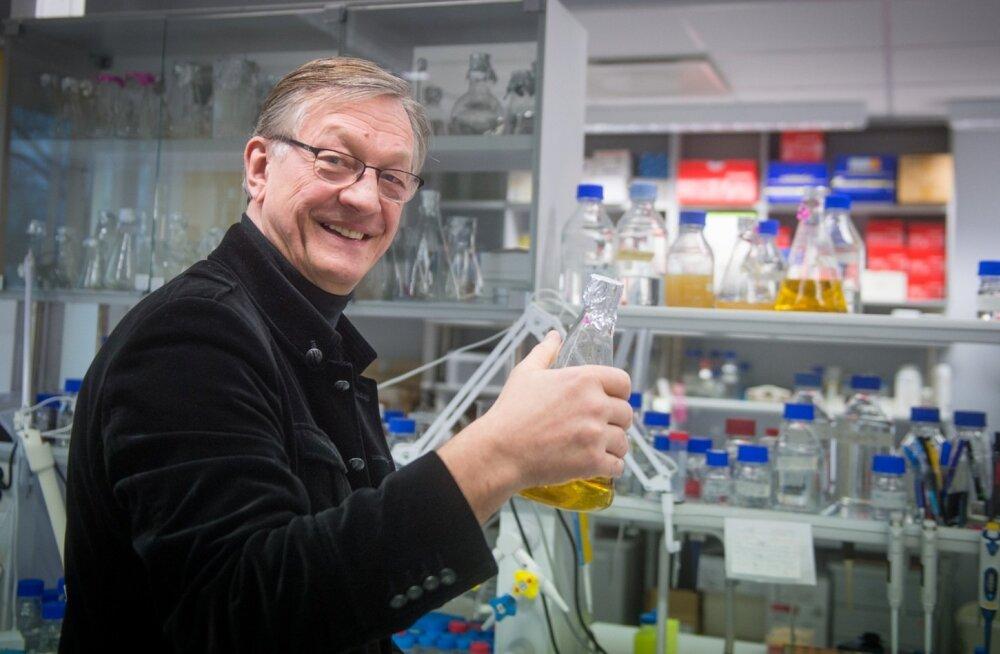 Mart Saarma saavutus on haruldane. Eesti teadlase väljatöötatav ravim jõuab kliiniliste katsetusteni harva.