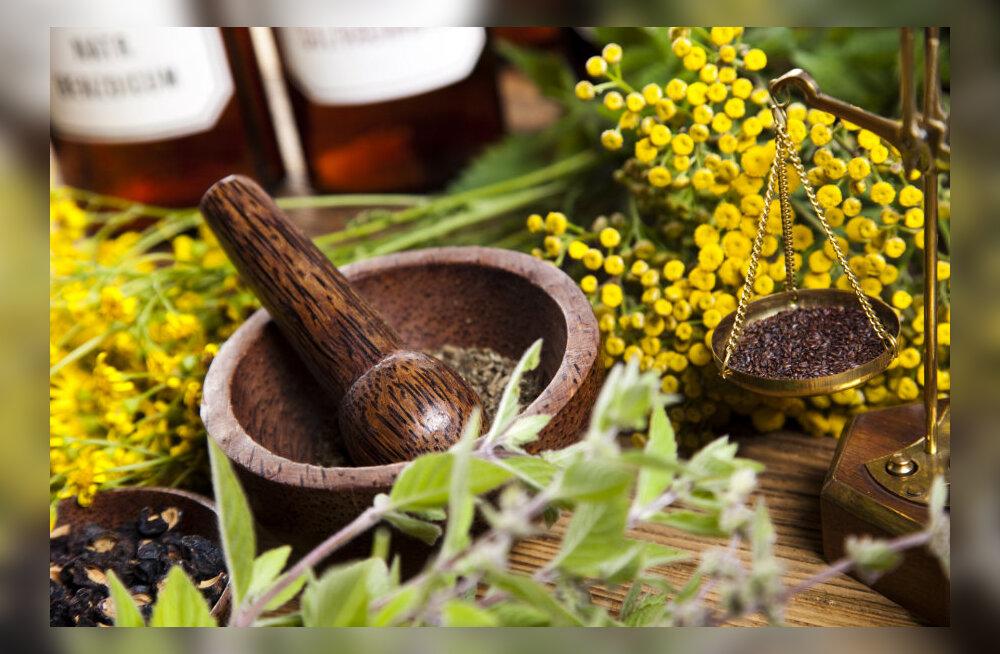 7 enim kasutatavat ravimit ja nende looduslikud vasted