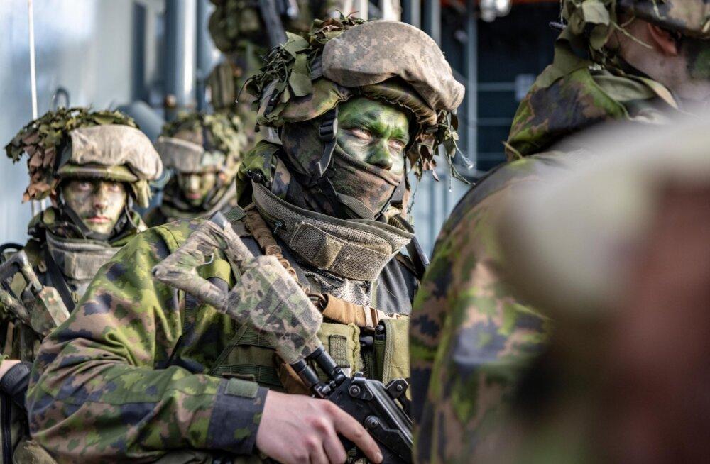 Soome uus kaitseminister soovitab kaaluda naiste ajateenistust