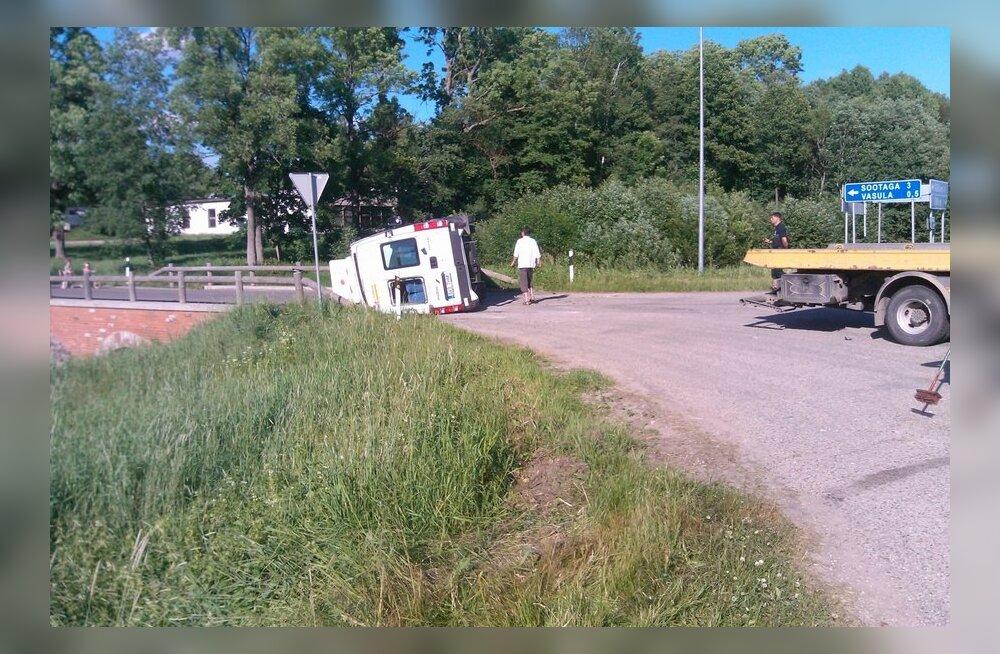 Vasula liiklusõnnetus
