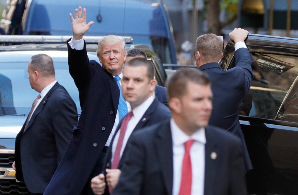 Valge Maja palus FBI-l ümber lükata väide Trumpi meeskonna suhtlusest Venemaaga