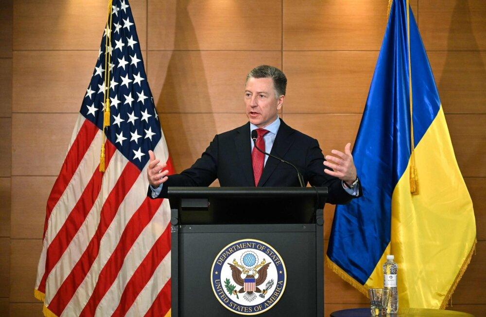 Курт Волкер подозревается в извлечении выгоды от поставок оружия в Украину
