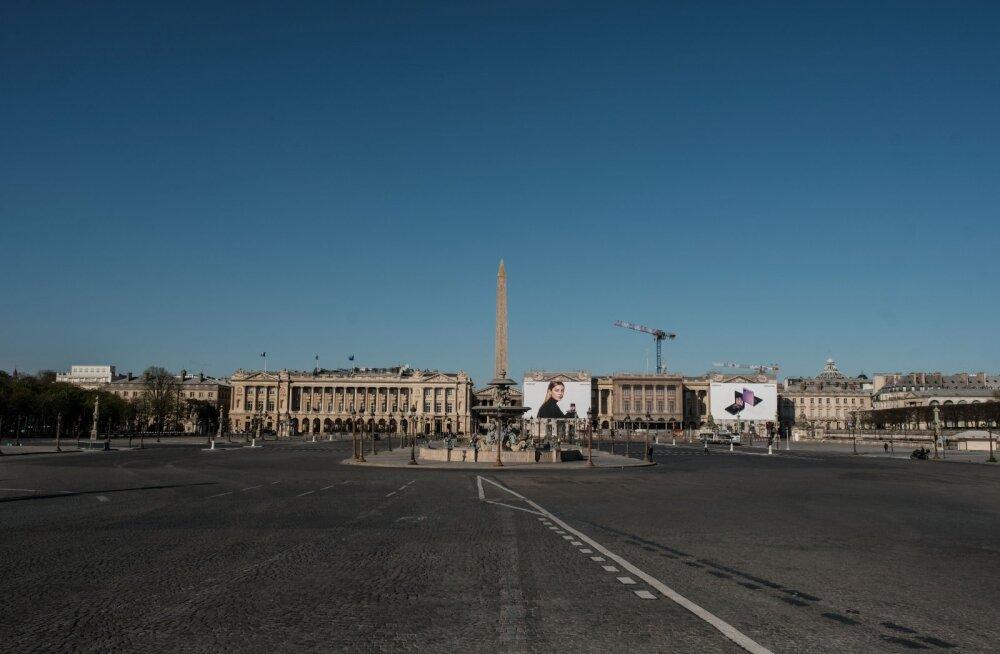 Prantsusmaa valitsusele soovitati kuuenädalast liikumiskeeldu