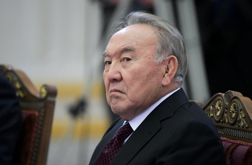 Kasahstani endise presidendi Nazarbajevi tütrepoeg palus Suurbritannialt poliitilist varjupaika