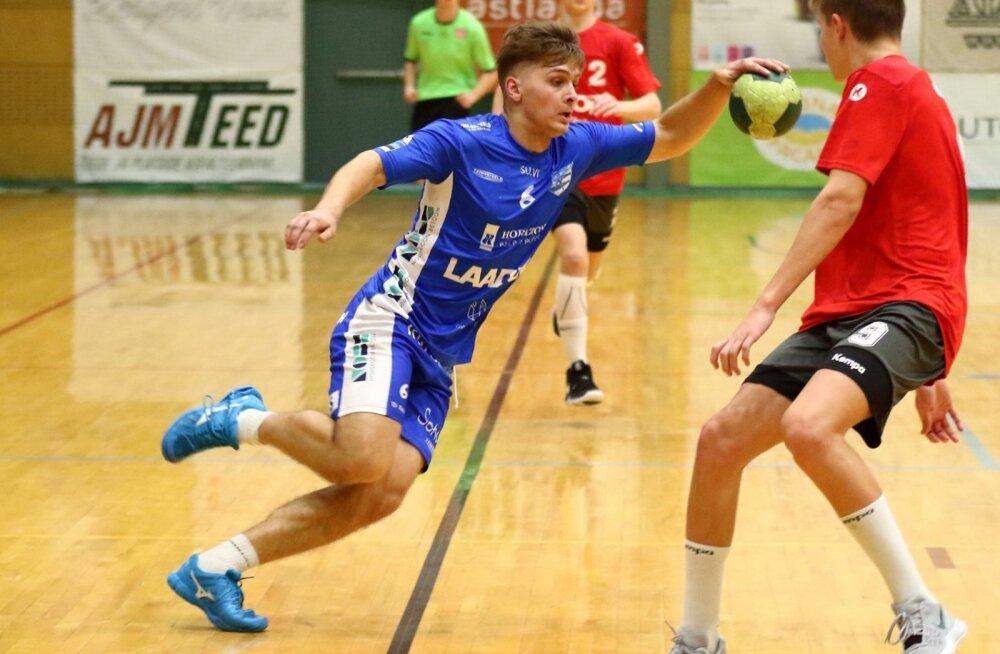 Lätlane Uvis Strazdinš viskas Kehra võidumängus Viljandi üle kuus väravat ning tõusis snaiprite tabelis neljandat kohta jagama.