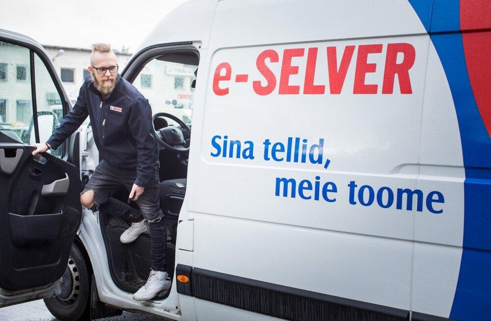 Интернет-магазин Selver стал доступен и в Тартумаа