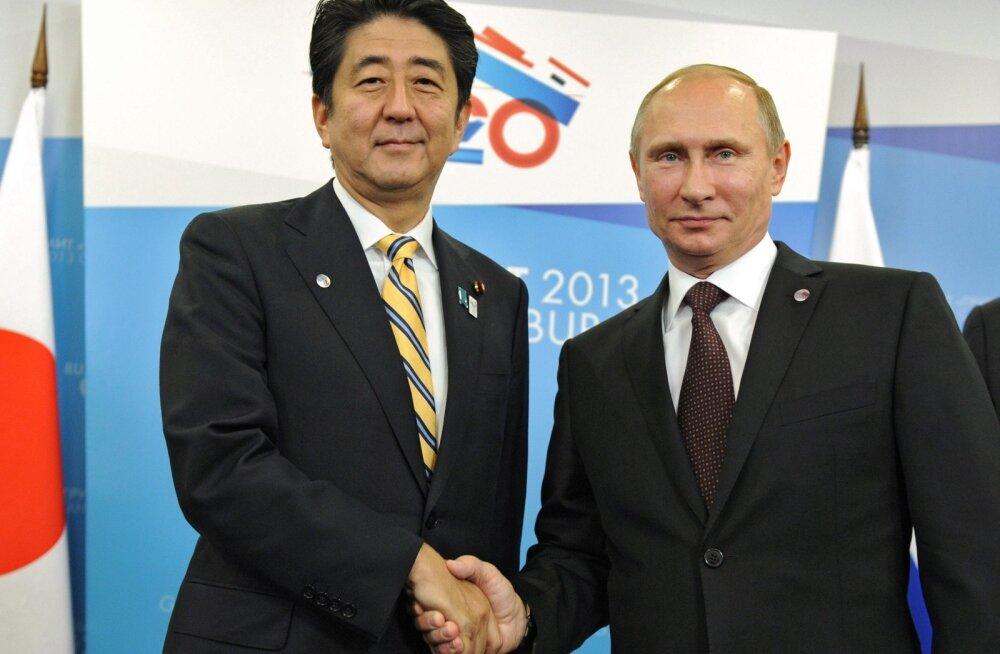 Abe ja Putin