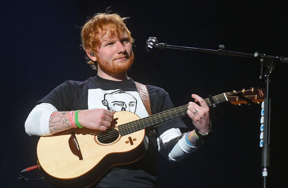 """""""Troonide mängu"""" uus hooaeg paljastas, mis sai Ed Sheerani kehastatud sõdurist"""