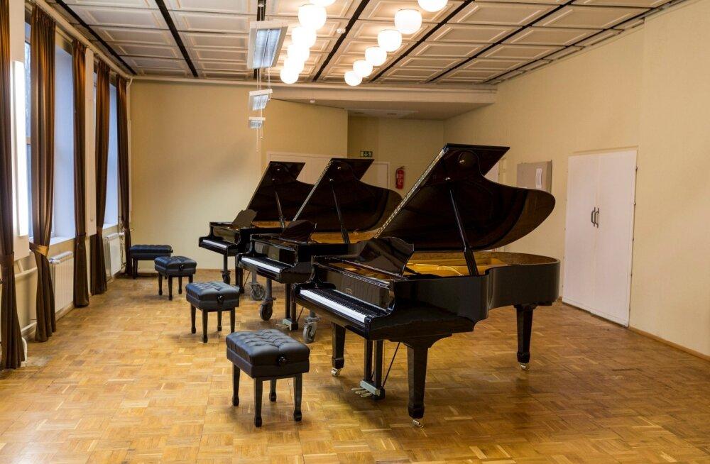 Estonia klaverivabrik, Indrek Laulust