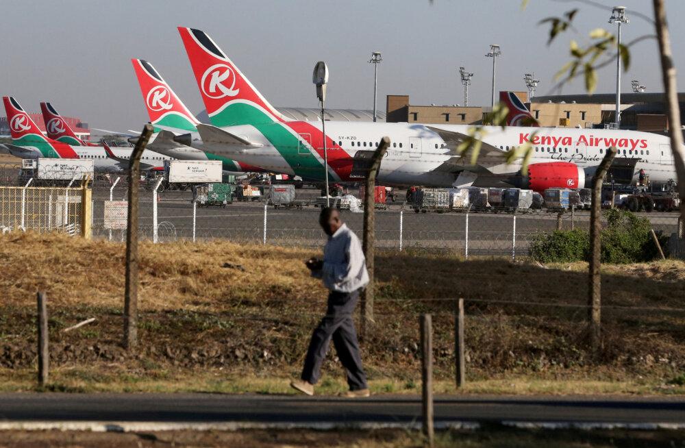 Londoni kohal lennukist välja kukkunud mees oli tõenäoliselt lennujaama töötaja