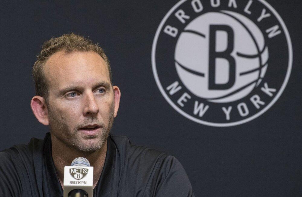 Brooklyn Netsi peamänedžer Sean Marks