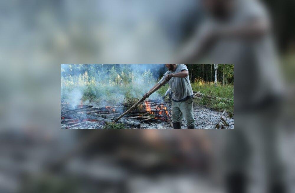 VAATA: Alepõletamine on ränk töö