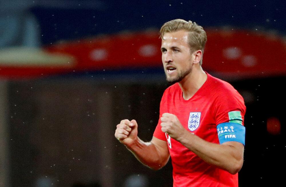 Inglismaa koondise kapten Harry Kane: tahan saada maailma parimaks mängijaks!