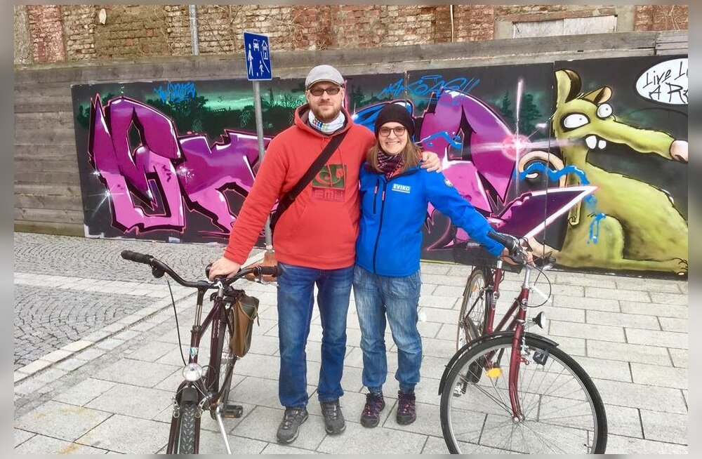 Eesti tudeng Saksamaal: sakslastele ei mahu pähe, kui pere kohta on vaid üks auto!
