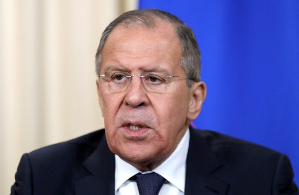 Lavrov: Moskva saadab vastuseks Londoni tegevusele välja Briti diplomaadid