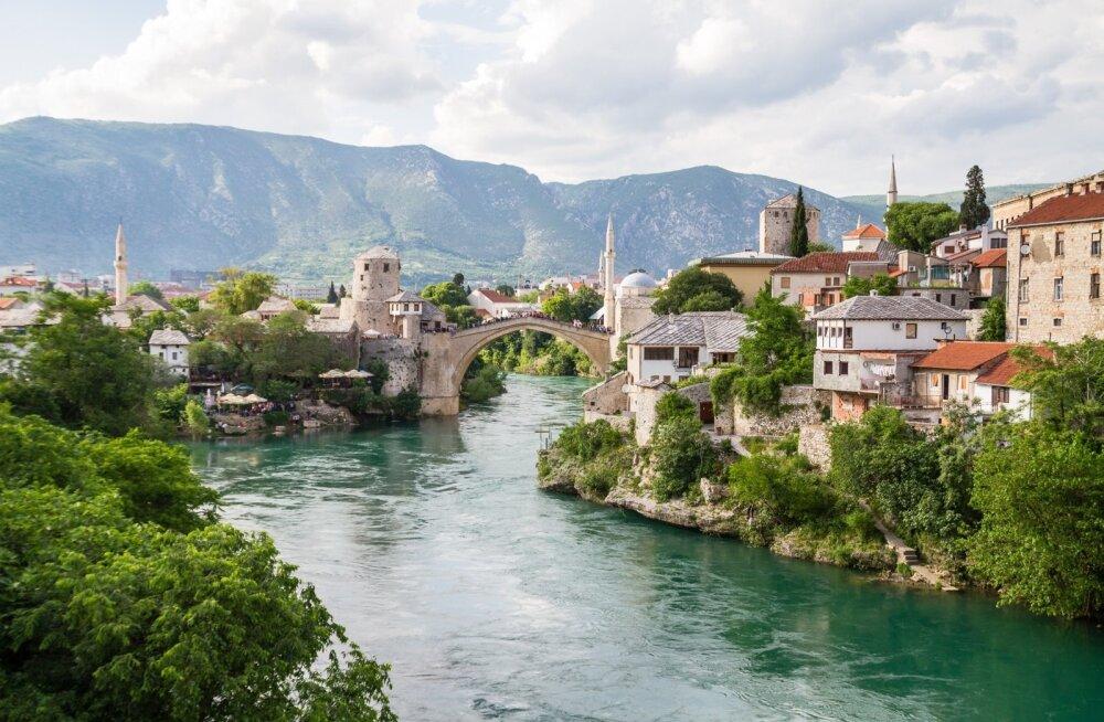 Balkani riigid