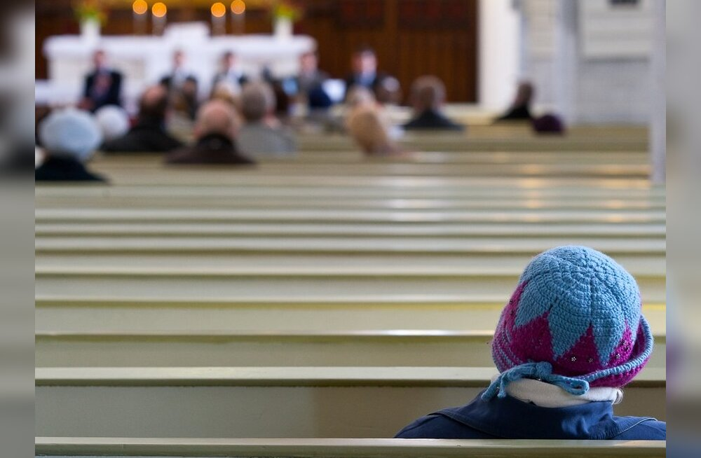 Urmas Viilma: Rahvas toetab kirikut rohkem kui erakondi