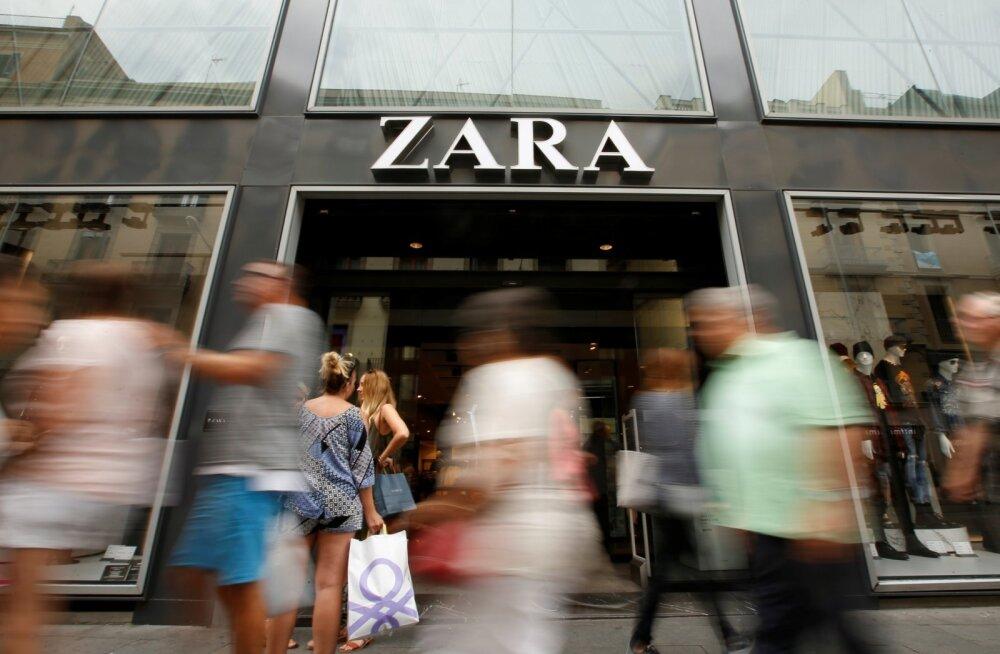 Miljardärist Zara poeketi suuromanik soovib poodide alt raha kätte saada