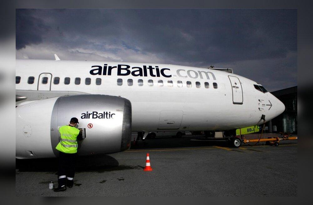 airBaltic hakkab klientidele maksekaarte pakkuma
