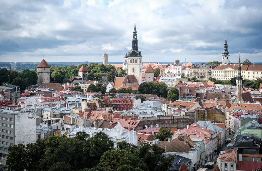 Tallinna vanalinn