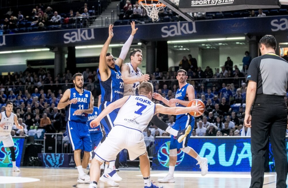 Suvel Eesti koondisest eemal olnud Sten-Timmu Sokk ja Kristjan Kangur on esindusmeeskonnas tagasi.