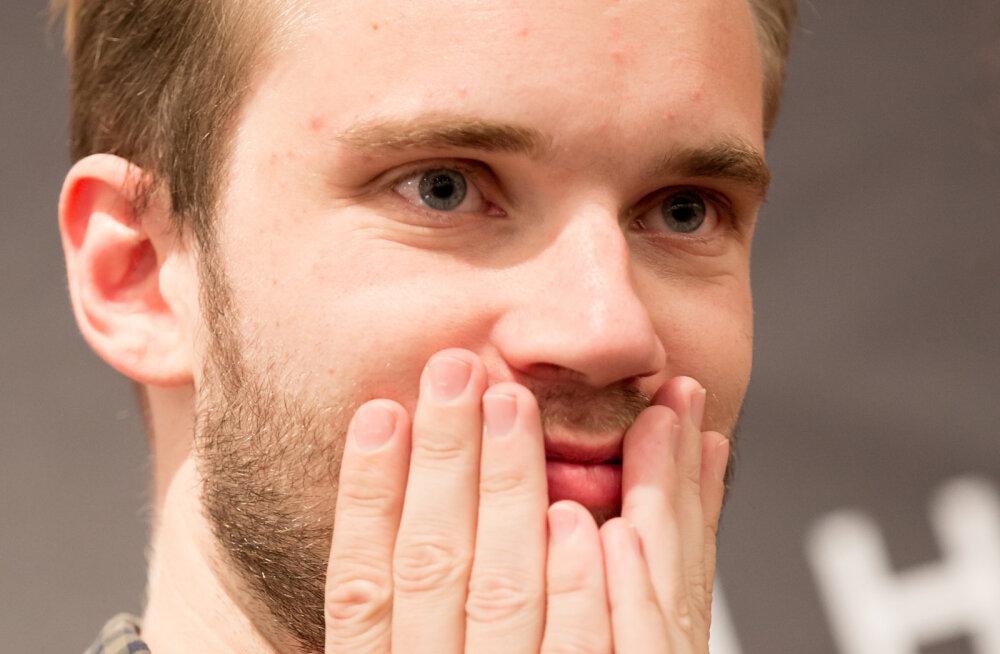 ÜLLATUS | PewDiePie lükati troonilt: LOE, milline juutuuber tänasel päeval enim raha teenib!