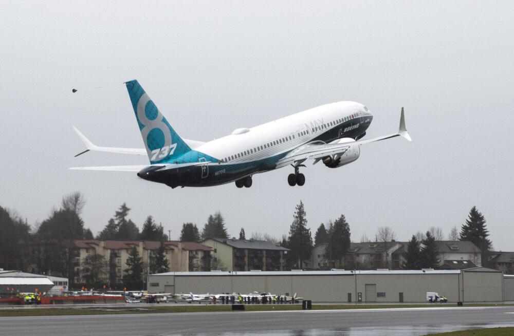 Reuters: USA ja Euroopa lennundusvõimud teadsid Boeing 737 Maxi probleemidest 2 aastat enne Indoneesia õnnetust