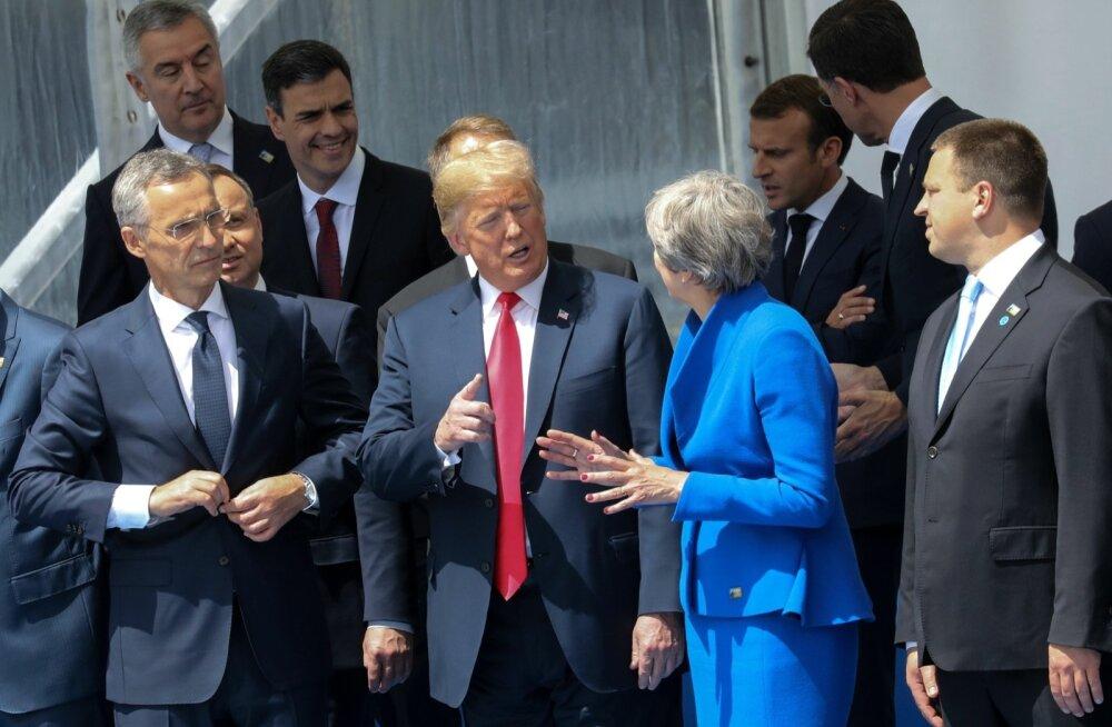 The Economist: Balti riigid kardavad Euroopa sõltumatust USA-st