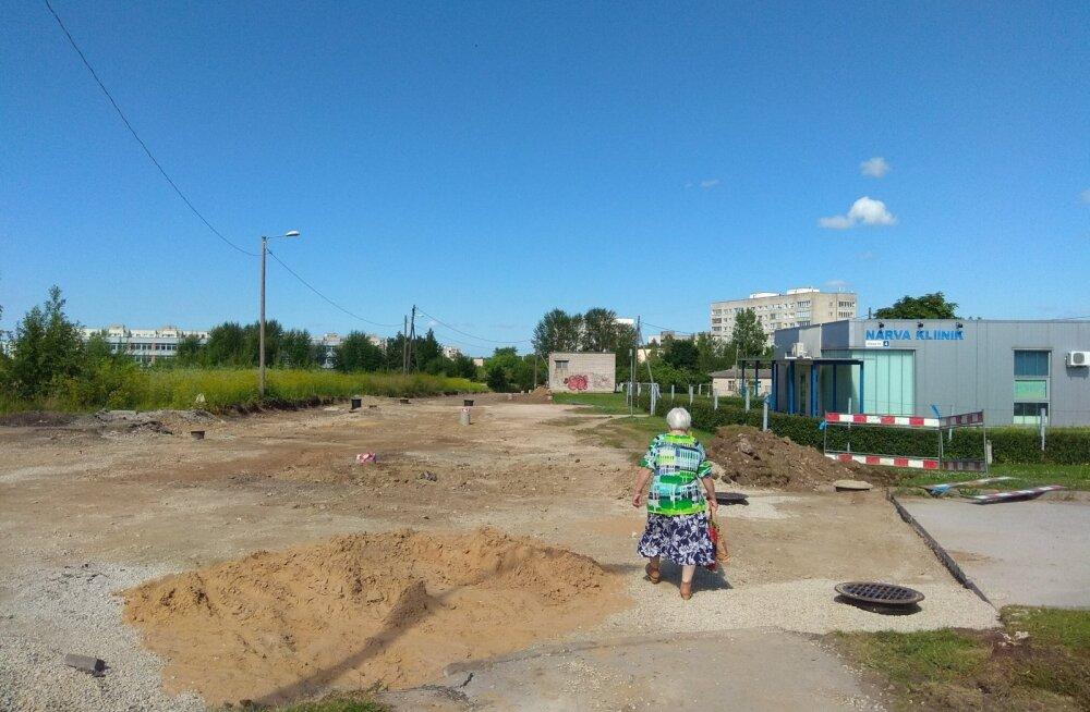 5. Roheline, Narva