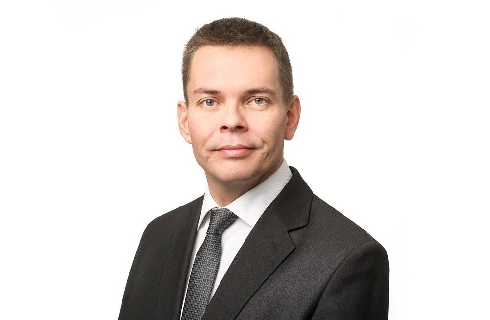 Center Kinnisvara tegevjuht Christian Ayrer.