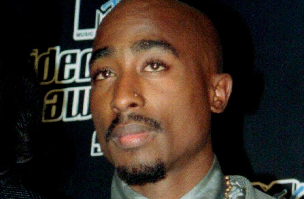 Fännid segaduses! Tupac Shakur taotles USAs töötutoetust