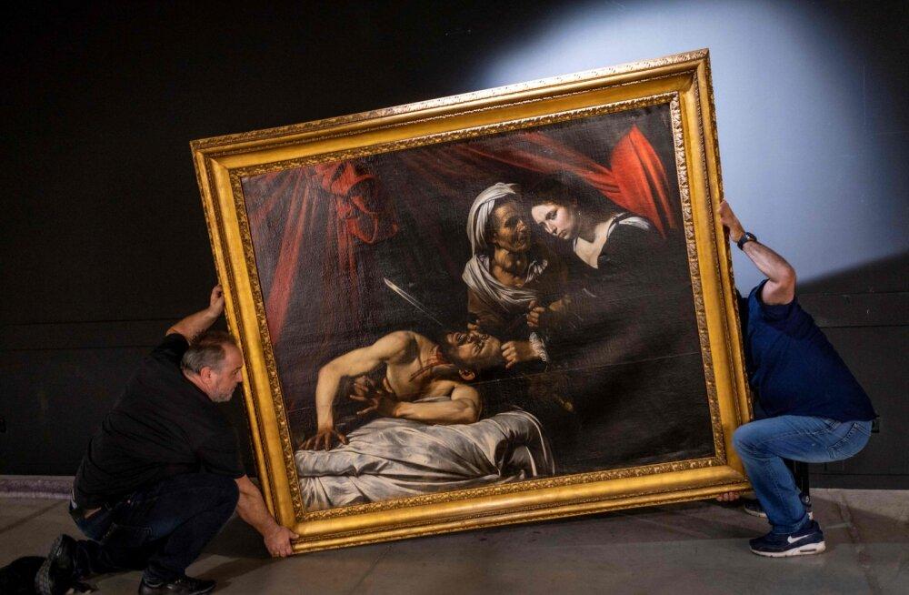 """Caravaggio """"kadunud meistriteos"""" on taas kadunud, seekord tundmatu rikkuri valdusse"""