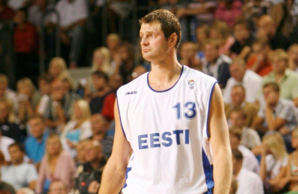 Peale särava klubikarjääri, tõttas Martin Müürsepp igal võimalusel appi ka Eesti koondisele.