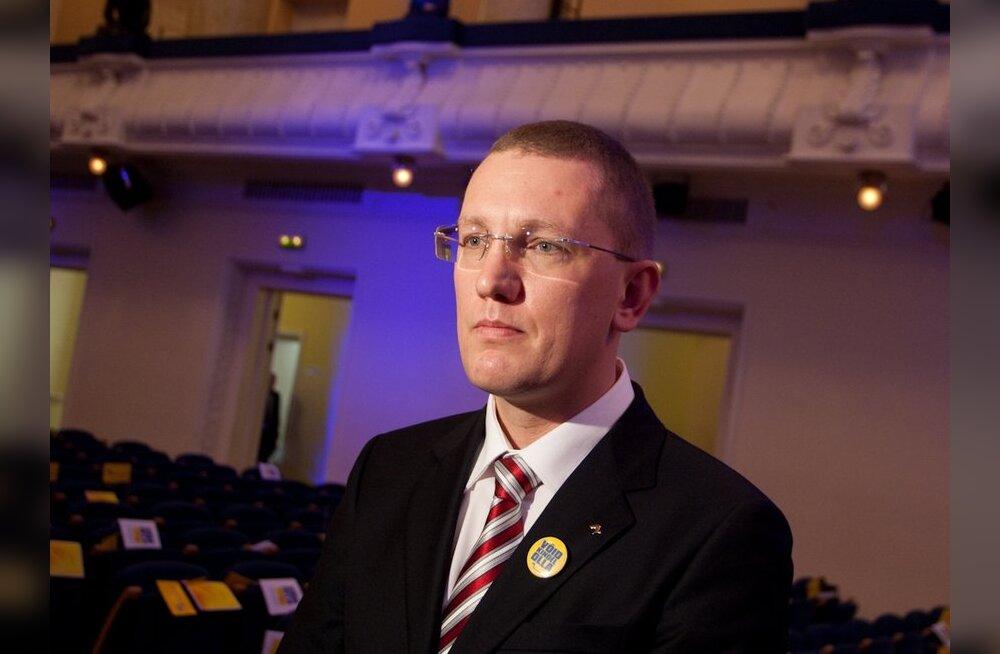 Michal lahkub ministriks saades Reformierakonna peasekretäri kohalt