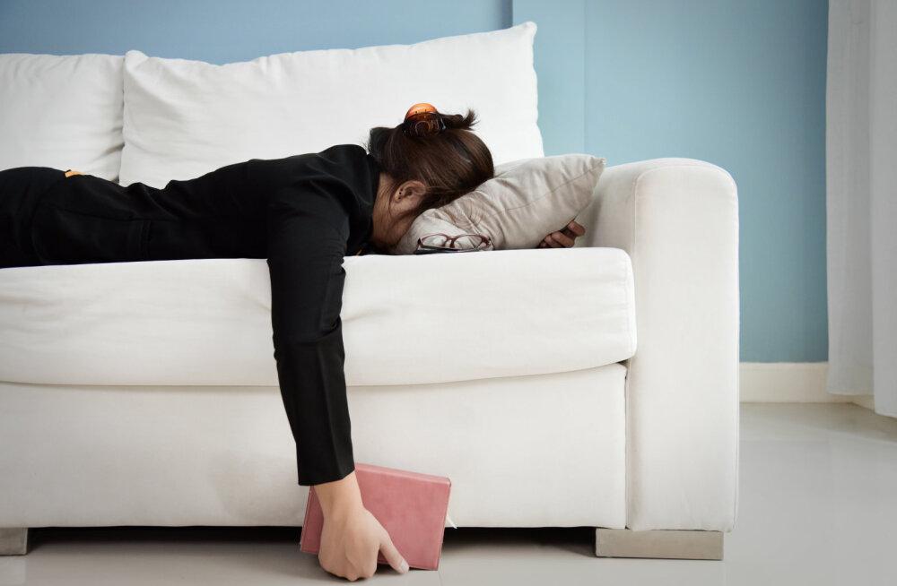 Oled pidevalt väsinud ja jõuetu, aga mitte haige? See võib viidata, et sinu organismis on ühe olulise aine puudus